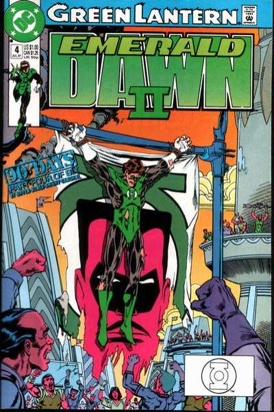 Green Lantern: Emerald Dawn II #4 Comic Books - Covers, Scans, Photos  in Green Lantern: Emerald Dawn II Comic Books - Covers, Scans, Gallery