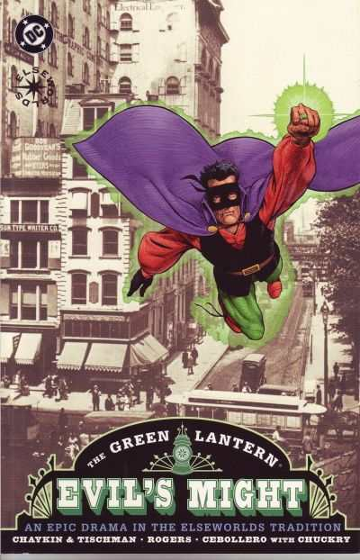 Green Lantern: Evil's Might #1 comic books for sale