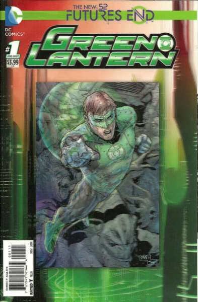 Green Lantern: Futures End Comic Books. Green Lantern: Futures End Comics.
