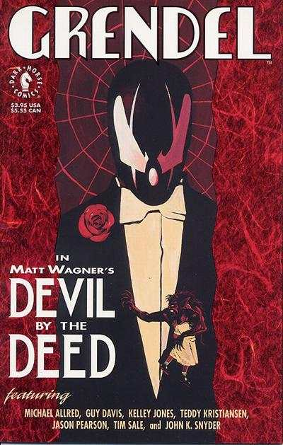 Grendel: Devil by the Deed #1 comic books for sale