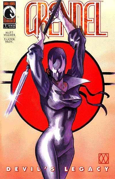 Grendel: Devil's Legacy comic books