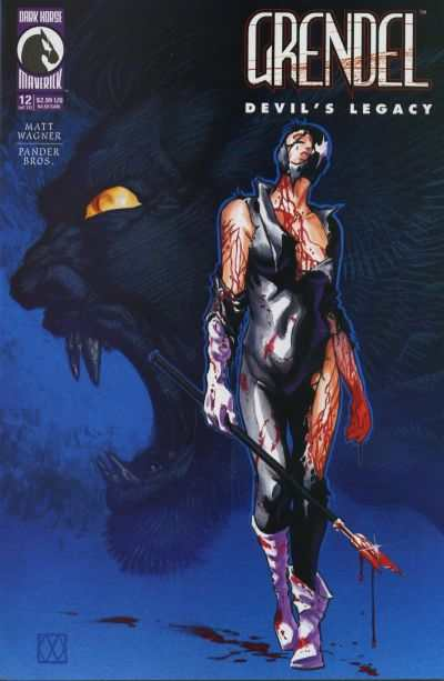 Grendel: Devil's Legacy #12 Comic Books - Covers, Scans, Photos  in Grendel: Devil's Legacy Comic Books - Covers, Scans, Gallery