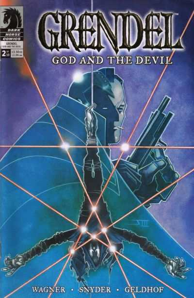 Grendel: God and the Devil #2 Comic Books - Covers, Scans, Photos  in Grendel: God and the Devil Comic Books - Covers, Scans, Gallery