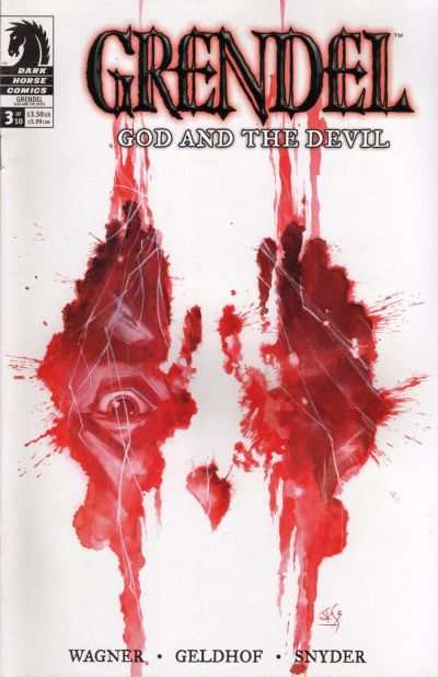 Grendel: God and the Devil #3 Comic Books - Covers, Scans, Photos  in Grendel: God and the Devil Comic Books - Covers, Scans, Gallery