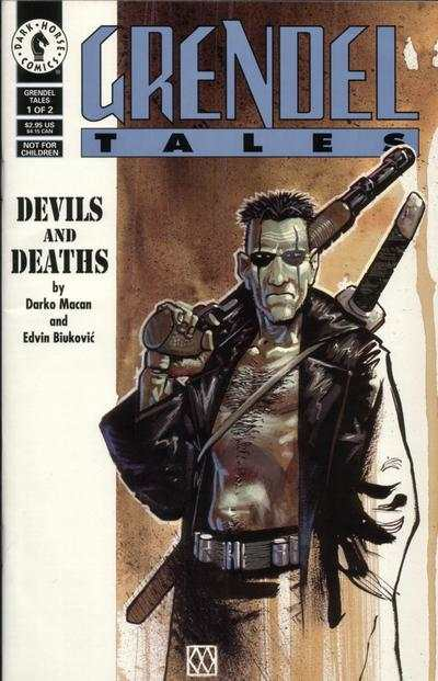 Grendel Tales: Devils and Deaths #1 comic books - cover scans photos Grendel Tales: Devils and Deaths #1 comic books - covers, picture gallery