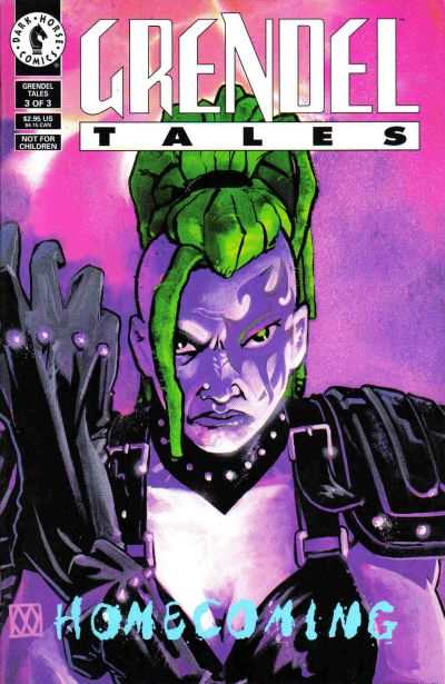 Grendel Tales: Homecoming #3 comic books for sale