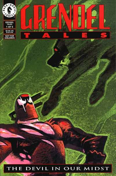 Grendel Tales: The Devil in Our Midst comic books