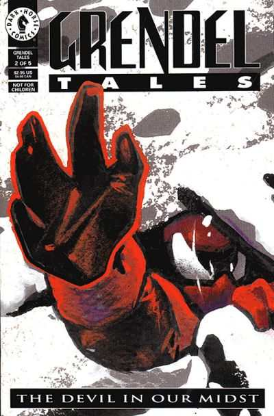 Grendel Tales: The Devil in Our Midst #2 comic books - cover scans photos Grendel Tales: The Devil in Our Midst #2 comic books - covers, picture gallery