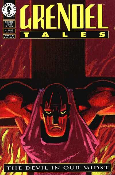 Grendel Tales: The Devil in Our Midst #4 comic books - cover scans photos Grendel Tales: The Devil in Our Midst #4 comic books - covers, picture gallery