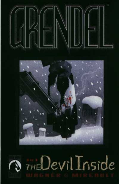 Grendel: The Devil Inside #3 comic books for sale