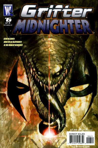Grifter & Midnighter #6 comic books for sale