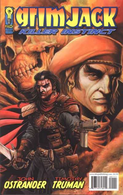 Grimjack: Killer Instinct comic books
