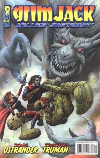 Grimjack: Killer Instinct #2 Comic Books - Covers, Scans, Photos  in Grimjack: Killer Instinct Comic Books - Covers, Scans, Gallery