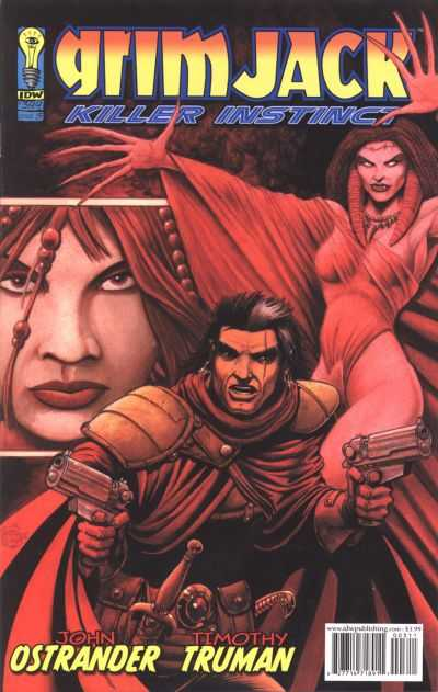 Grimjack: Killer Instinct #3 comic books - cover scans photos Grimjack: Killer Instinct #3 comic books - covers, picture gallery