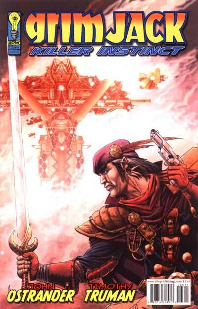 Grimjack: Killer Instinct #5 Comic Books - Covers, Scans, Photos  in Grimjack: Killer Instinct Comic Books - Covers, Scans, Gallery