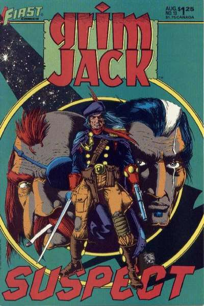 Grimjack #13 comic books for sale