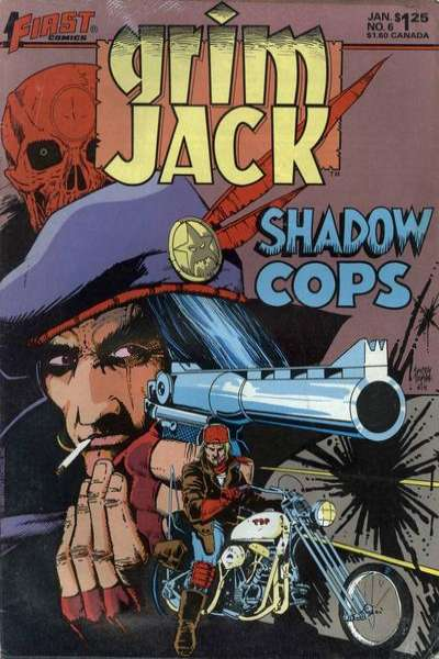 Grimjack #6 Comic Books - Covers, Scans, Photos  in Grimjack Comic Books - Covers, Scans, Gallery