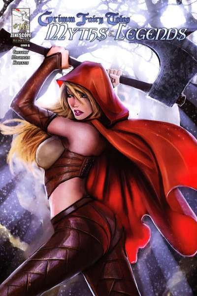 Grimm Fairy Tales: Myths & Legends #16 comic books for sale