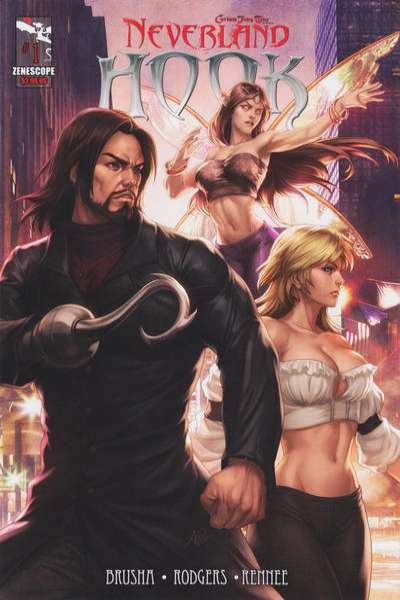Grimm Fairy Tales: Neverland Hook comic books
