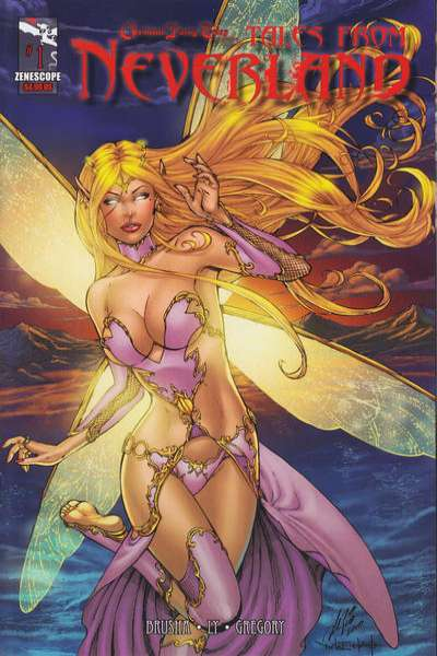 Grimm Fairy Tales: Tales from Neverland comic books