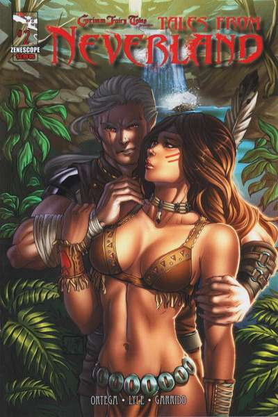 Grimm Fairy Tales: Tales from Neverland #2 Comic Books - Covers, Scans, Photos  in Grimm Fairy Tales: Tales from Neverland Comic Books - Covers, Scans, Gallery