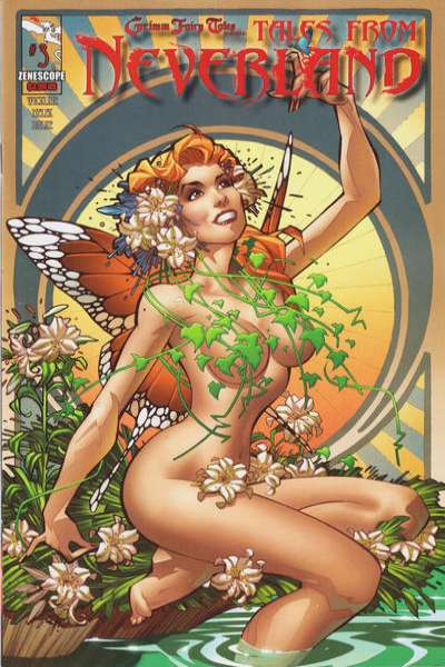 Grimm Fairy Tales: Tales from Neverland #3 comic books for sale