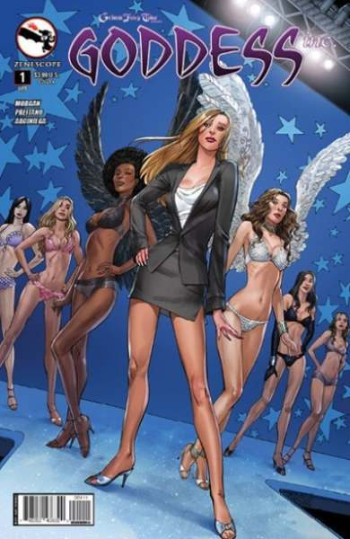 Grimm Fairy Tales presents Goddess Inc Comic Books. Grimm Fairy Tales presents Goddess Inc Comics.