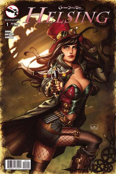 Grimm Fairy Tales presents Helsing Comic Books. Grimm Fairy Tales presents Helsing Comics.