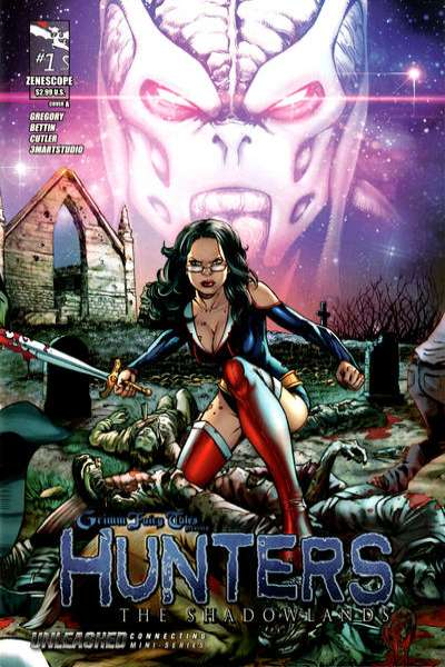 Grimm Fairy Tales presents Hunters: The Shadowlands Comic Books. Grimm Fairy Tales presents Hunters: The Shadowlands Comics.