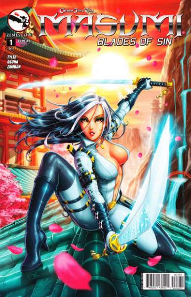 Grimm Fairy Tales presents Masumi Comic Books. Grimm Fairy Tales presents Masumi Comics.
