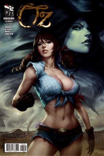 Grimm Fairy Tales presents Oz Comic Books. Grimm Fairy Tales presents Oz Comics.