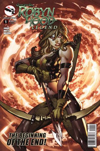 Grimm Fairy Tales presents Robyn Hood: Legend Comic Books. Grimm Fairy Tales presents Robyn Hood: Legend Comics.