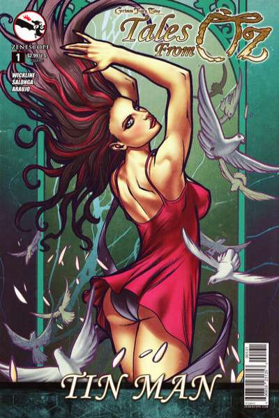 Grimm Fairy Tales presents Tales from Oz Comic Books. Grimm Fairy Tales presents Tales from Oz Comics.