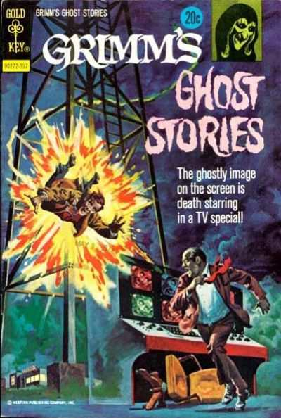 Grimm's Ghost Stories #10 Comic Books - Covers, Scans, Photos  in Grimm's Ghost Stories Comic Books - Covers, Scans, Gallery