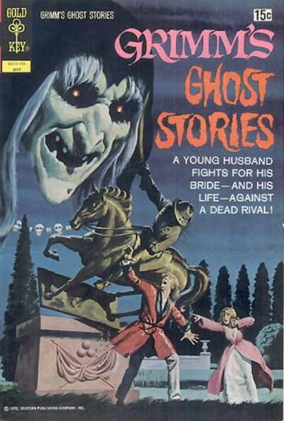 Grimm's Ghost Stories #3 comic books - cover scans photos Grimm's Ghost Stories #3 comic books - covers, picture gallery