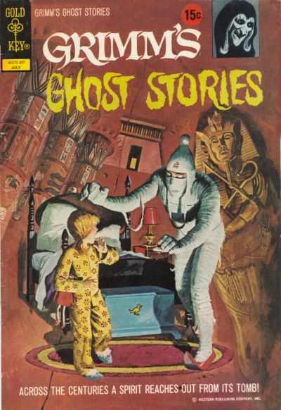 Grimm's Ghost Stories #4 comic books - cover scans photos Grimm's Ghost Stories #4 comic books - covers, picture gallery
