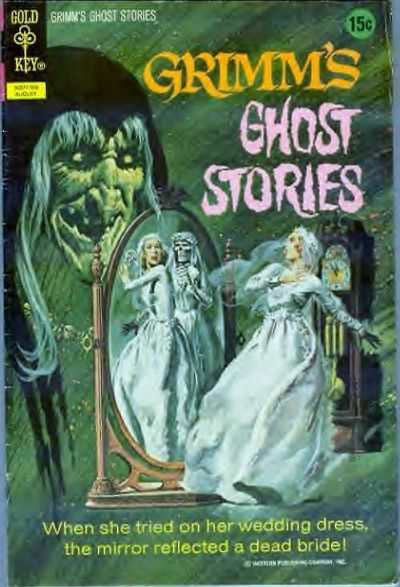 Grimm's Ghost Stories #5 comic books - cover scans photos Grimm's Ghost Stories #5 comic books - covers, picture gallery