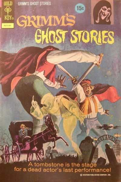 Grimm's Ghost Stories #7 comic books - cover scans photos Grimm's Ghost Stories #7 comic books - covers, picture gallery