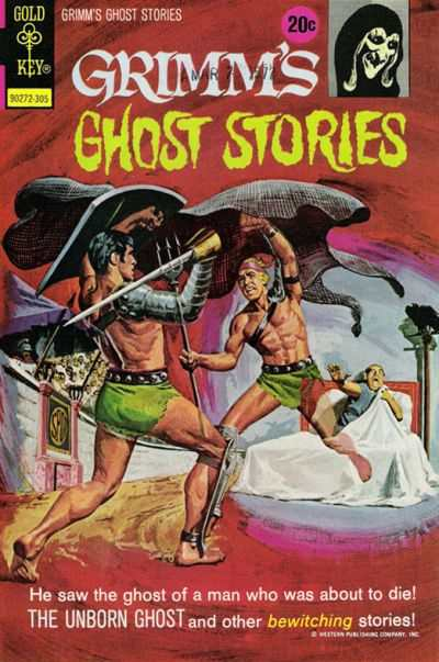 Grimm's Ghost Stories #9 comic books for sale