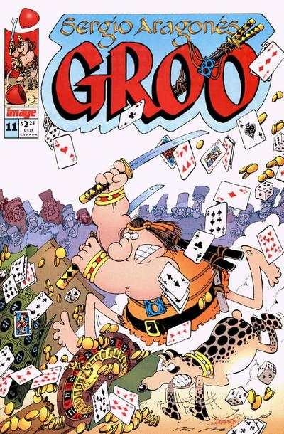 Groo #11 comic books for sale