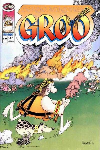 Groo #12 comic books for sale