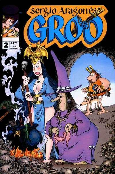 Groo #2 Comic Books - Covers, Scans, Photos  in Groo Comic Books - Covers, Scans, Gallery
