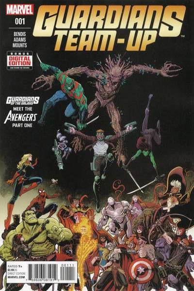Guardians Team-Up Comic Books. Guardians Team-Up Comics.