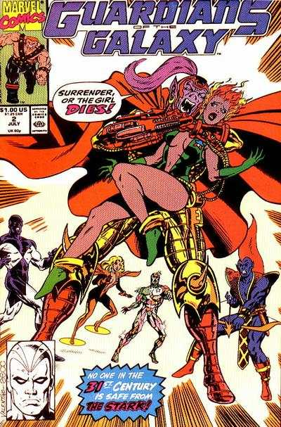 Guardians of the Galaxy #2 Comic Books - Covers, Scans, Photos  in Guardians of the Galaxy Comic Books - Covers, Scans, Gallery