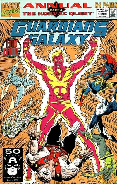Guardians of the Galaxy #1 comic books for sale