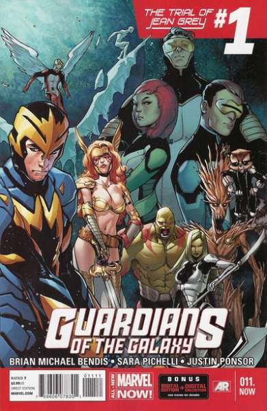 Guardians of the Galaxy #11 Comic Books - Covers, Scans, Photos  in Guardians of the Galaxy Comic Books - Covers, Scans, Gallery