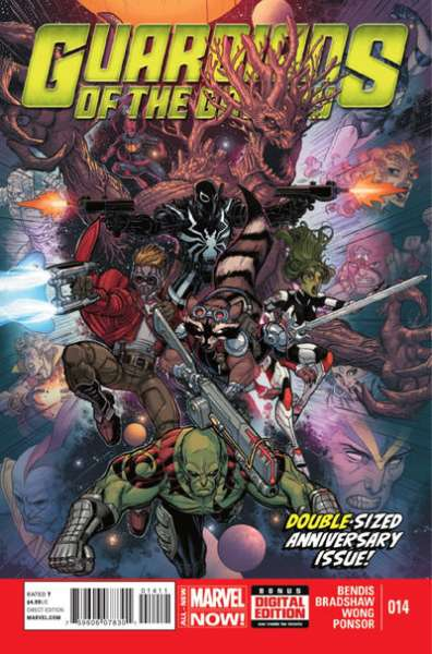 Guardians of the Galaxy #14 Comic Books - Covers, Scans, Photos  in Guardians of the Galaxy Comic Books - Covers, Scans, Gallery