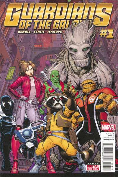 Guardians of the Galaxy Comic Books. Guardians of the Galaxy Comics.