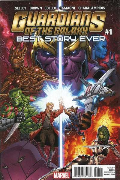 Guardians of the Galaxy: Best Story Ever Comic Books. Guardians of the Galaxy: Best Story Ever Comics.