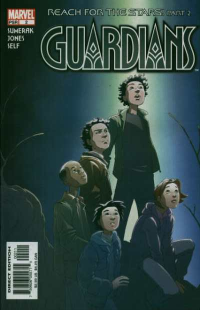 Guardians #2 comic books - cover scans photos Guardians #2 comic books - covers, picture gallery